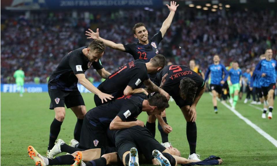 Rússia-Croácia, 2-2 (3-4 gp) (resultado final)