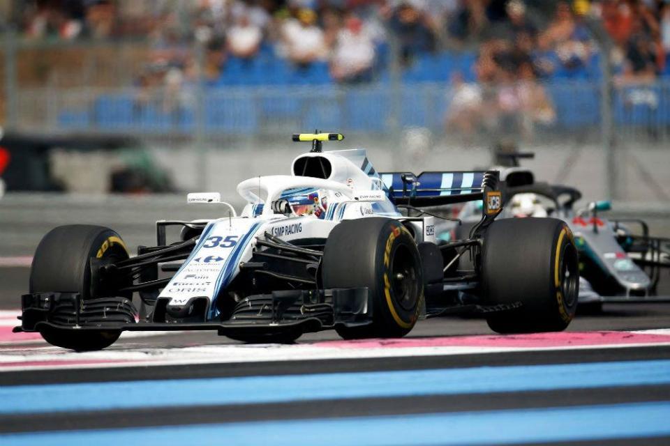 GP da Grã-Betanha: Carros da Williams vão sair das boxes