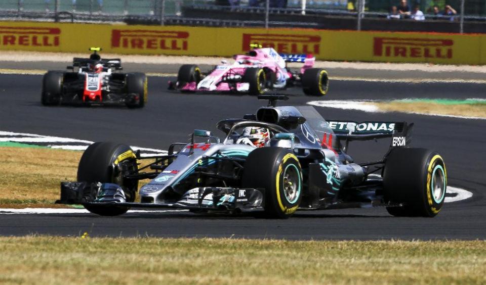 F1: Siga o GP da Grã-Bretanha AO VIVO