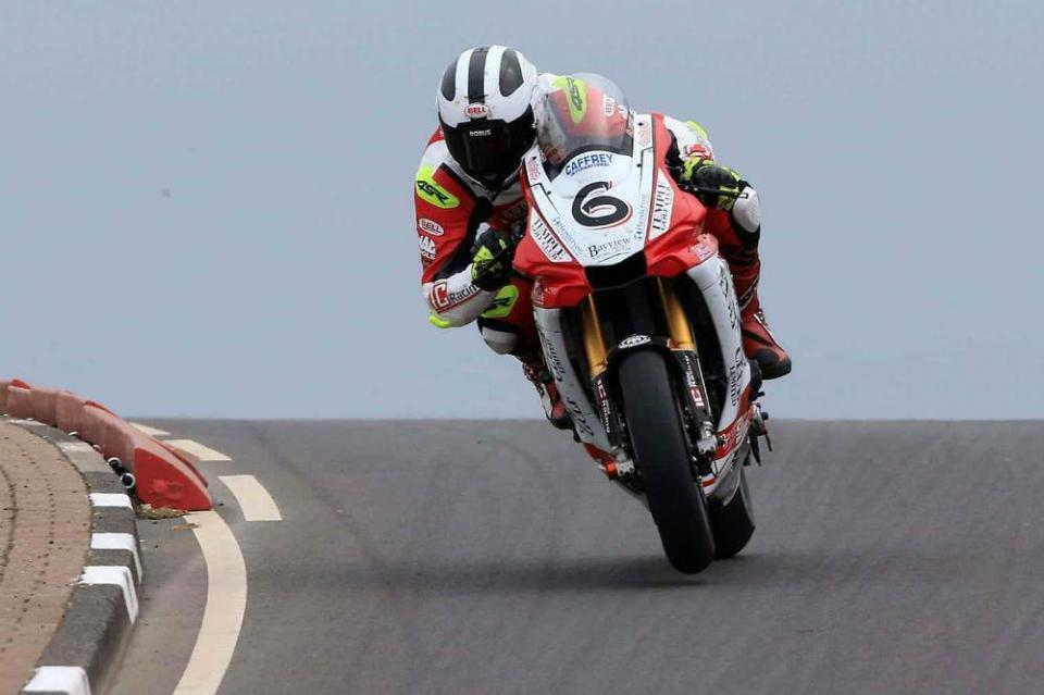 William Dunlop morre aos 32 anos