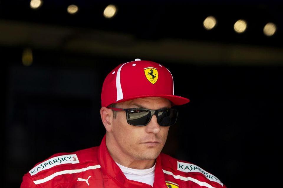 """Raikkonen: """"O acidente com Hamilton foi culpa minha"""""""