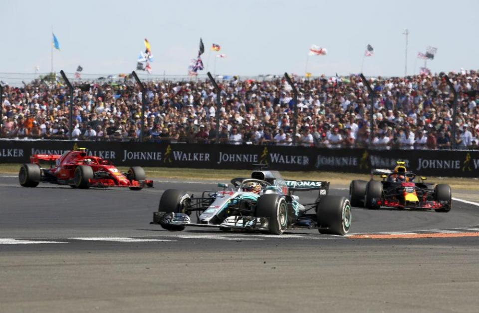 GP da Grã-Bretanha: veja o momento da corrida de Silverstone