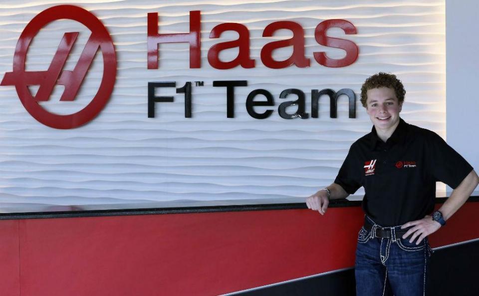 F2: piloto de desenvolvimento da Haas afastado por atitude antidesportiva