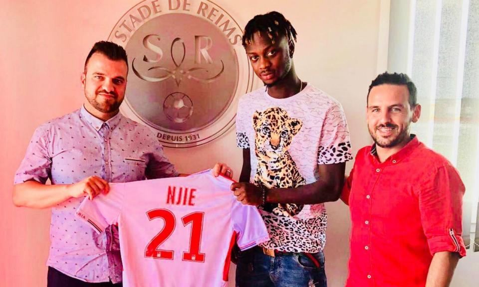 Boavista: Yusupha assinou pelo Stade Reims