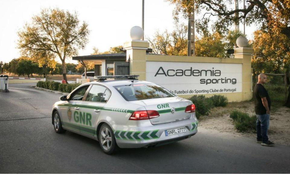 Sporting: já são 36 os detidos na sequência do ataque a Alcochete