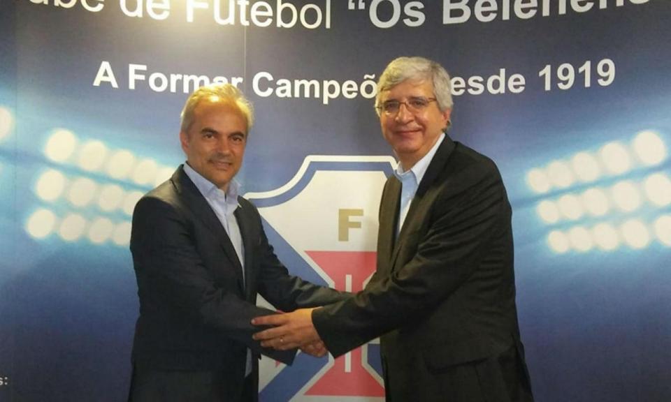 Futsal: Alípio Matos regressa ao Belensenses