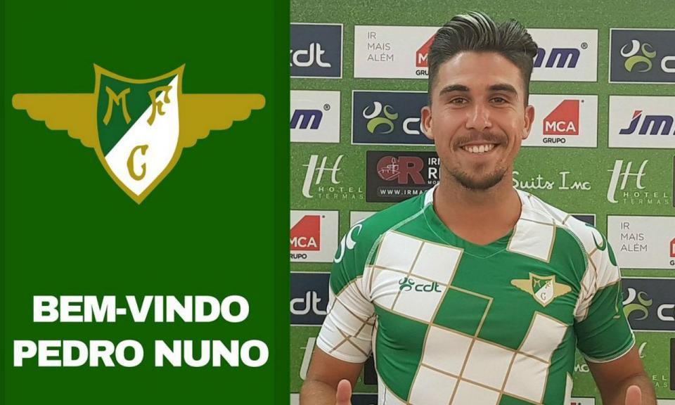 OFICIAL: Pedro Nuno deixa o Benfica e assina pelo Moreirense