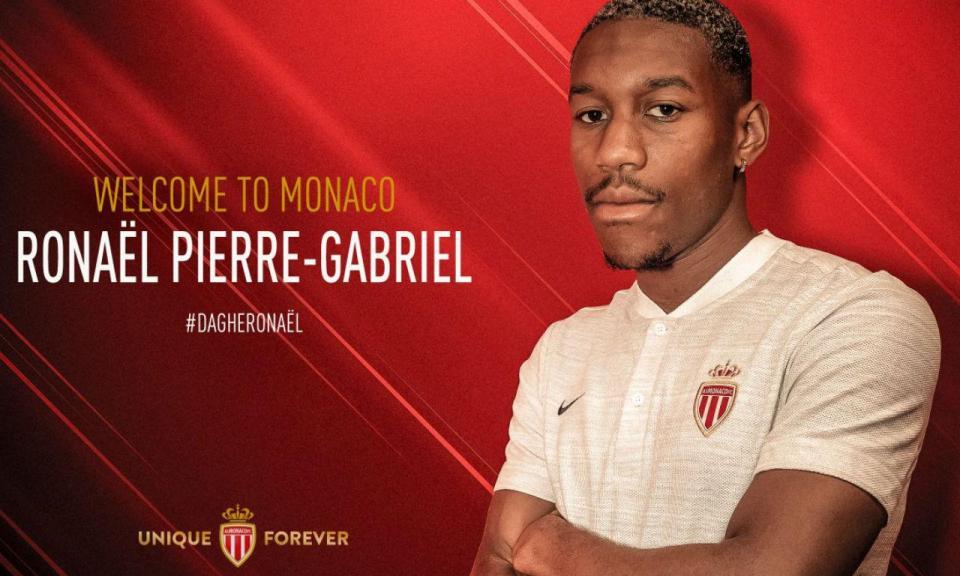 OFICIAL: Mónaco contrata Pierre-Gabriel