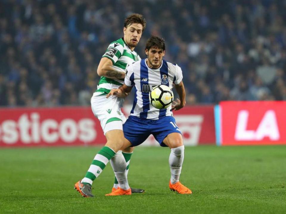 FC Porto: Gonçalo Paciência no Eintracht por três milhões