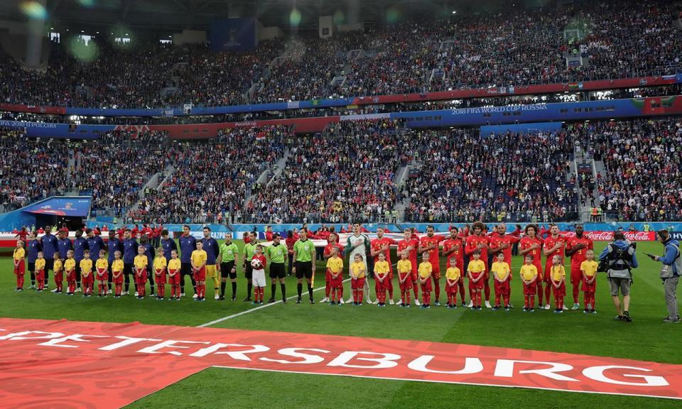 Courtois criticou a França, Griezmann respondeu