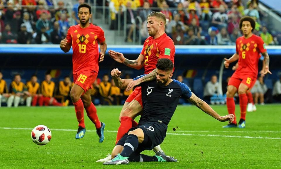 Bélgica: «Temos obrigação de ser terceiros», diz Roberto Martinez