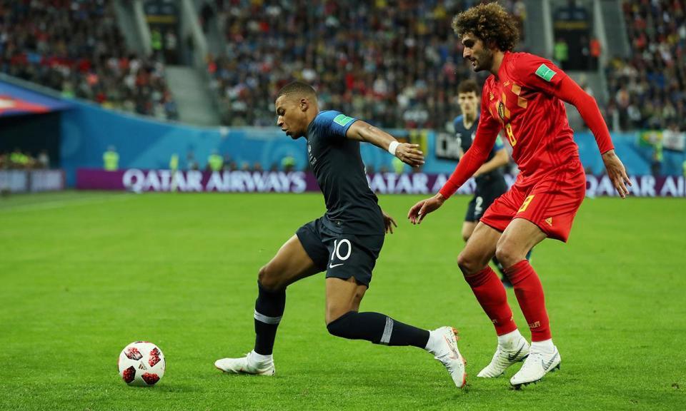Liga das Nações: três jogadores dispensados da Bélgica
