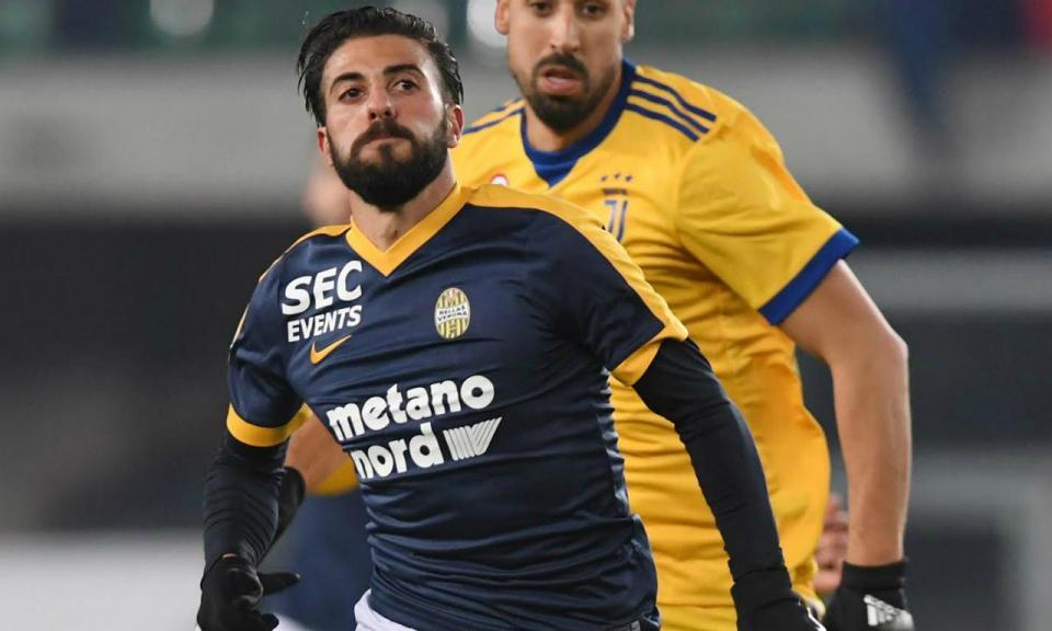 FC Porto está a negociar Daniele Verde, diz empresário