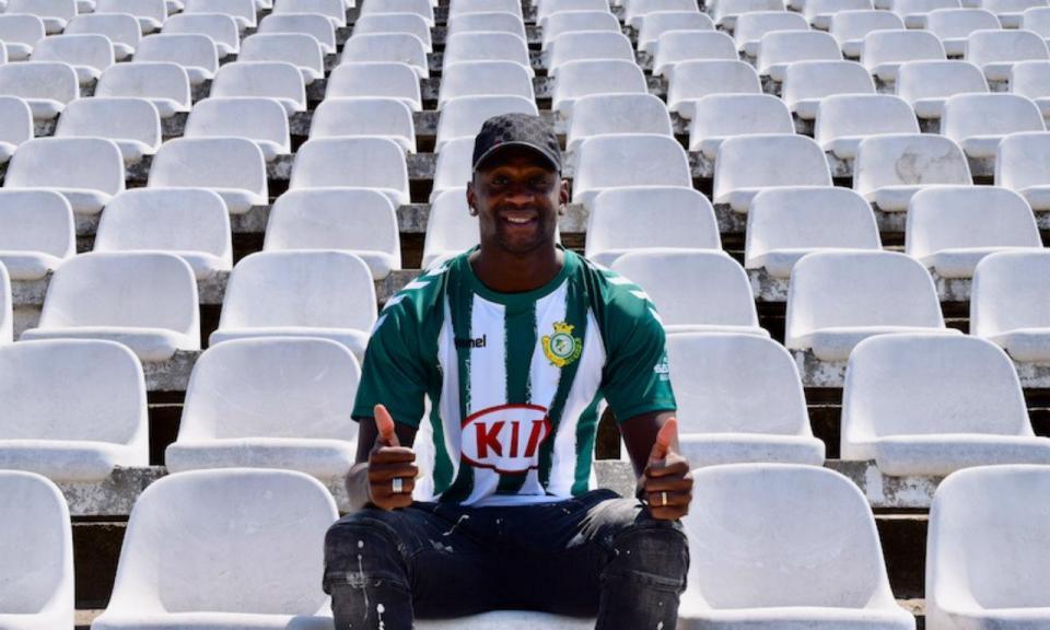 Frédéric Mendy regressa a Portugal para reforçar o V. Setúbal
