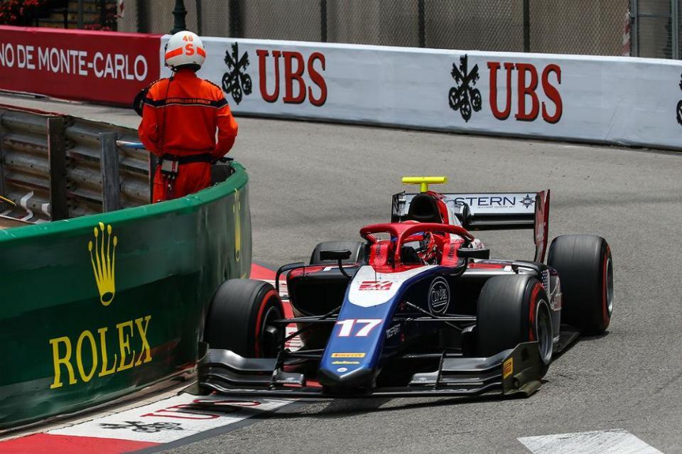 F2: FIA rejeitou pedido de Ferrucci para colocar o slogan Trump no seu carro