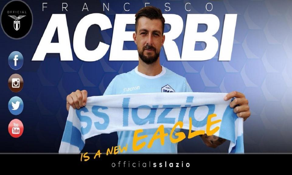 OFICIAL: Lazio contrata defesa internacional italiano