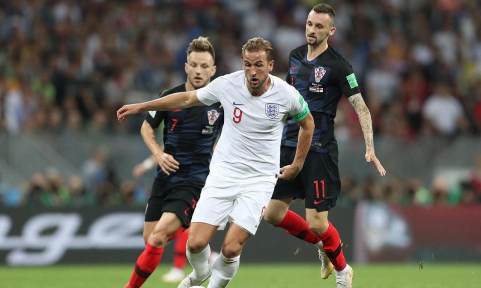Modric: «Kane é um dos melhores avançados do mundo»