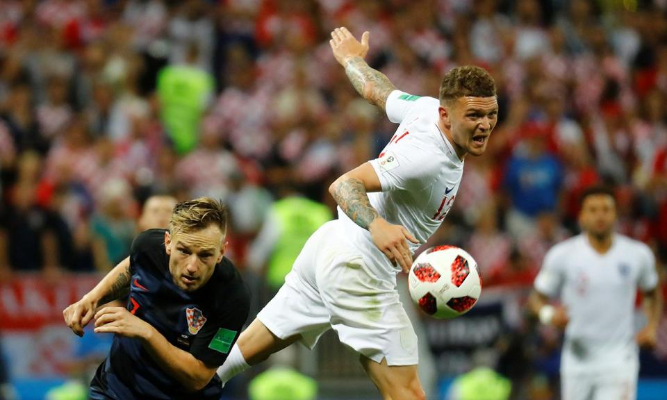 Mundial 2018: Croácia bate Inglaterra e está na final