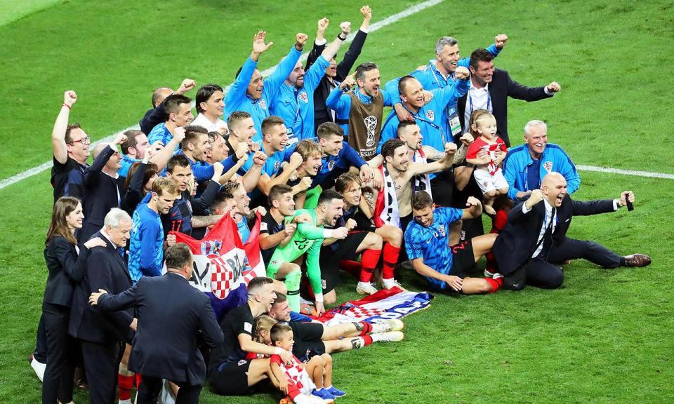 Modric: «Foi um erro tremendo subestimar a Croácia»