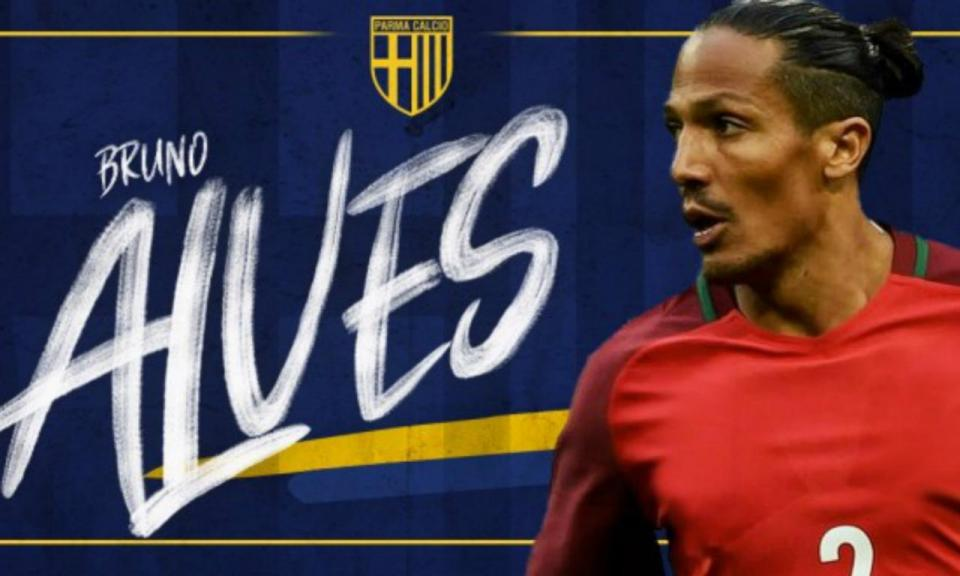 OFICIAL: Bruno Alves no Parma