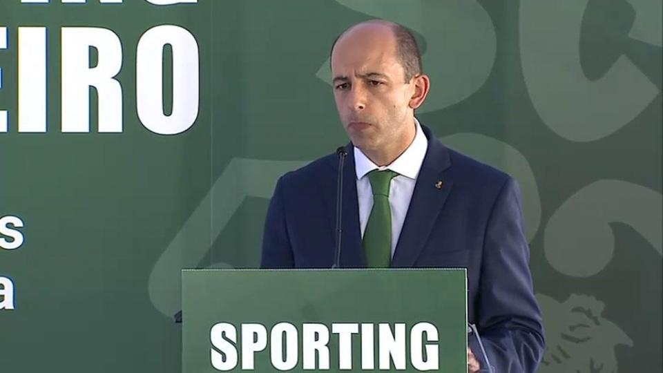 Sporting: Carlos Vieira e apoiantes contestam suspensão
