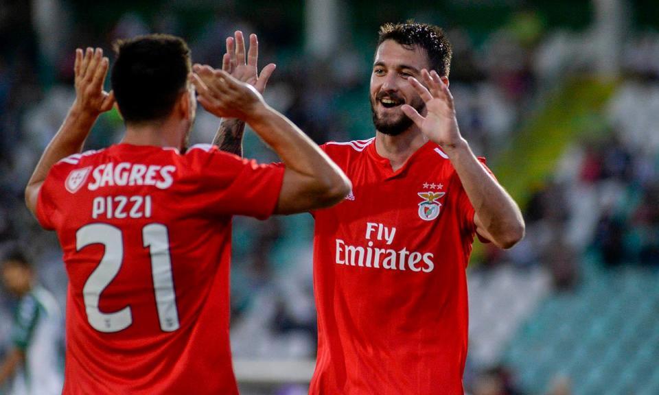 Sevilha-Benfica (onzes)  Vlachodimos e Gedson titulares ... 0af10fdd783a4