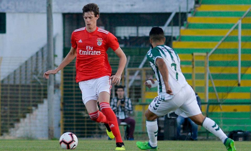 André Pedrosa: «Batemo-nos bastante bem com o Benfica»