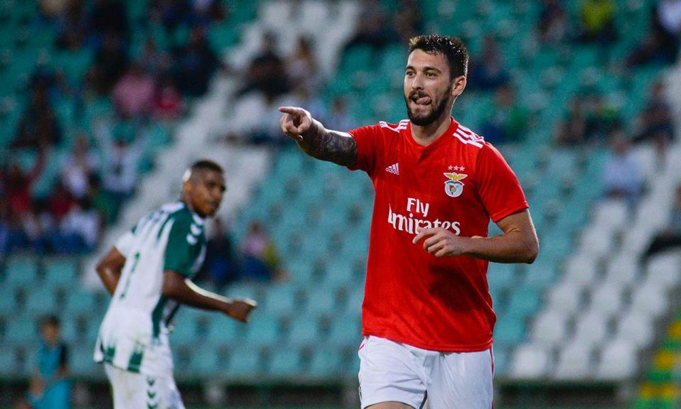 Benfica: Pedro Martins quer Ferreyra no Olympiakos