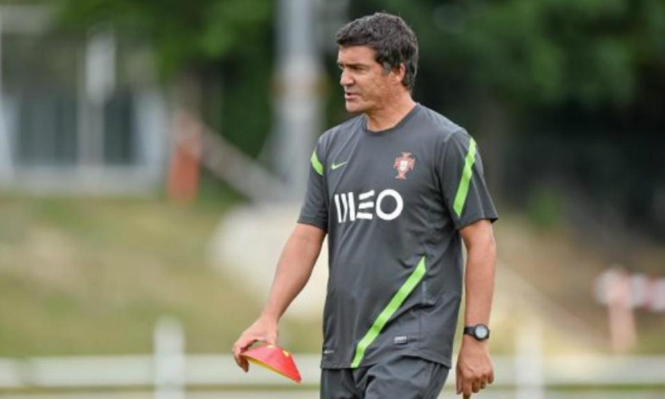 Sub-20: Sporting domina convocatória de Hélio Sousa