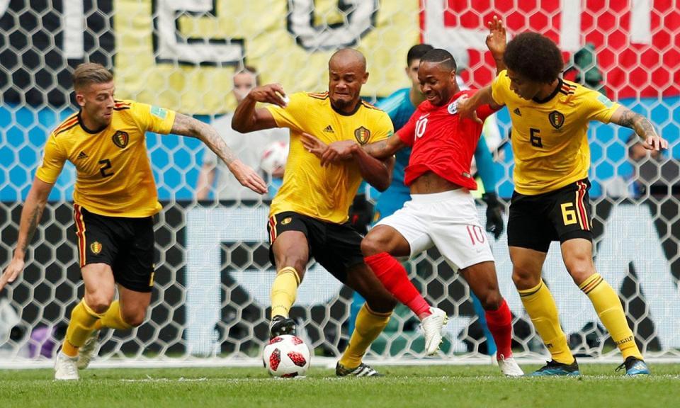 Seis vitórias da Bélgica dariam para o título em 17 Mundiais