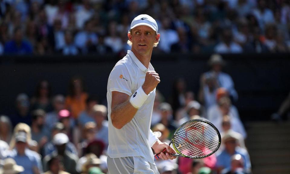 Ténis: Kevin Anderson garante «meias» das ATP Finals sem jogar