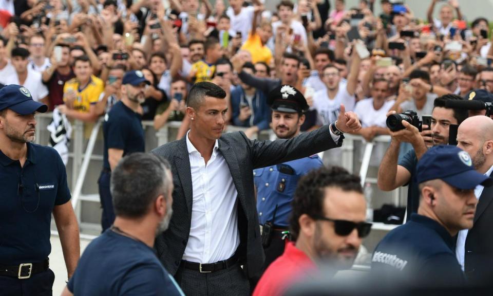 Juventus anuncia que bilhetes de época já estão esgotados