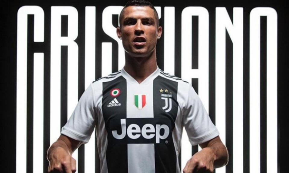 VÍDEO: o primeiro golo de Cristiano Ronaldo na Juventus