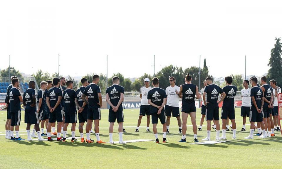 Real Madrid  29 jogadores convocados para a Supertaça Europeia ... 9afc2e746c9c7