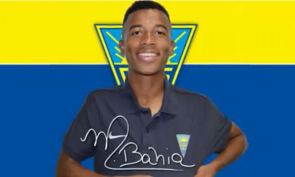 Estoril anuncia promessa brasileira que esteve no Mundial sub-17