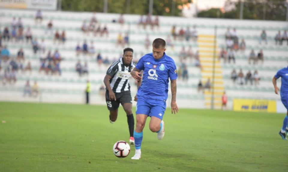 FC Porto-Lille (onzes): Fabiano, Leite e André Pereira titulares