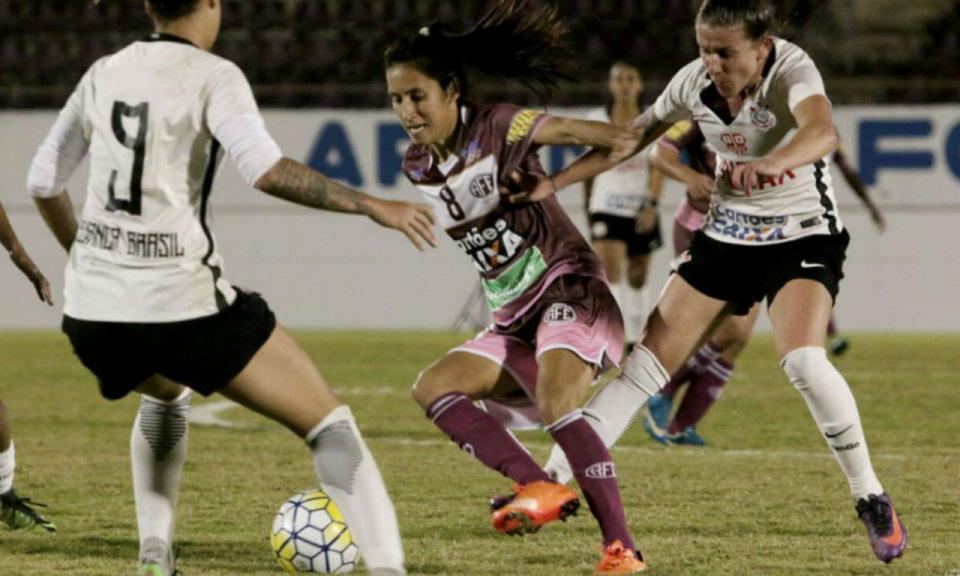 Benfica: Patrícia Llanos é a 20ª contratação para a equipa feminina