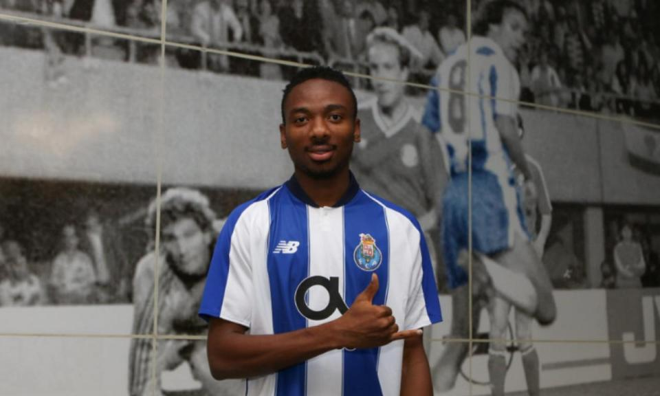 Nwakali: «Espero ter a oportunidade de jogar pela equipa principal»