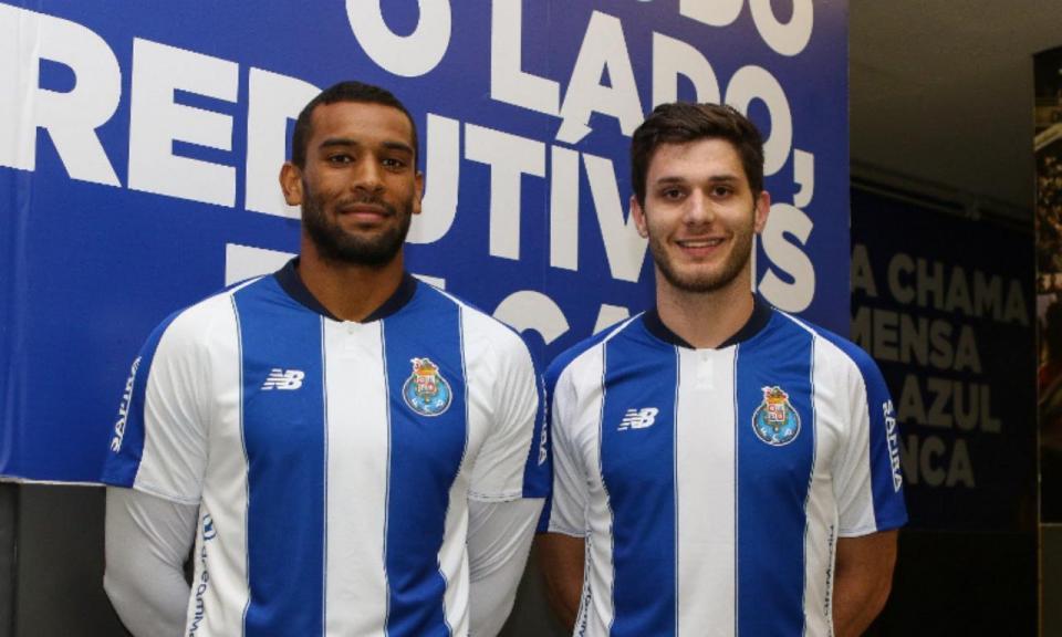 Andebol: FC Porto oficializa Fábio Magalhães e M'Bengue