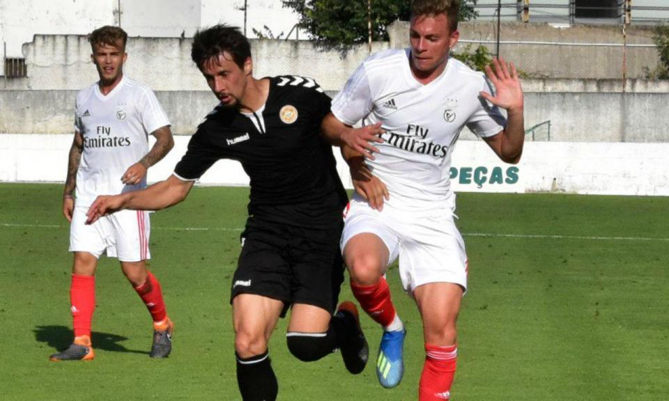 Benfica B vence Olímpico do Montijo em jogo de preparação