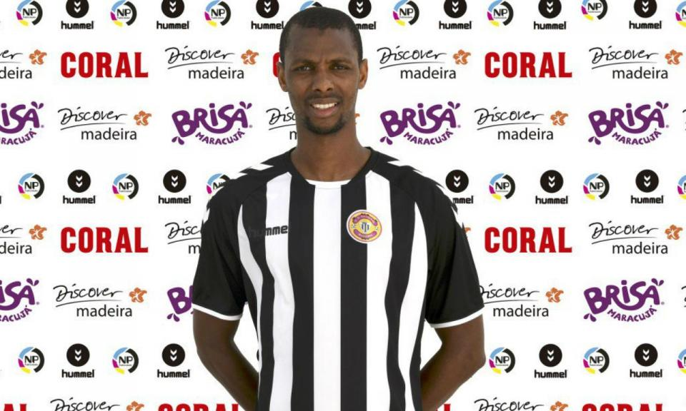 Nacional contrata jogador que tinha sido apresentado pelo Marítimo