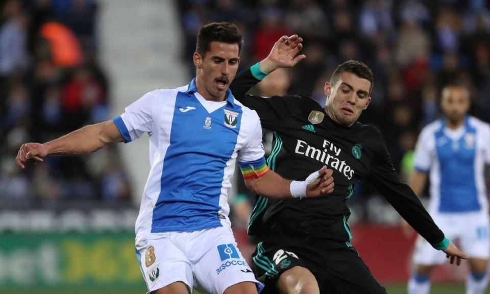 Benfica e Leganés em conversações por Gabriel