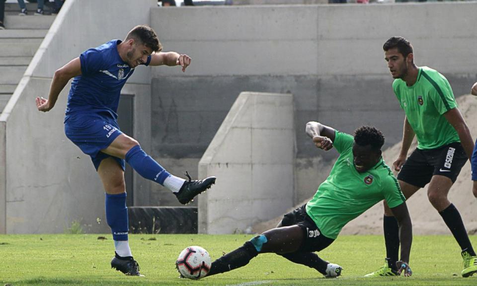 Pré-época: Rio Ave vence Feirense antes da Liga Europa
