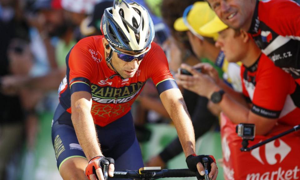 Volta a França: Nibali caiu, fraturou vértebra e abandonou