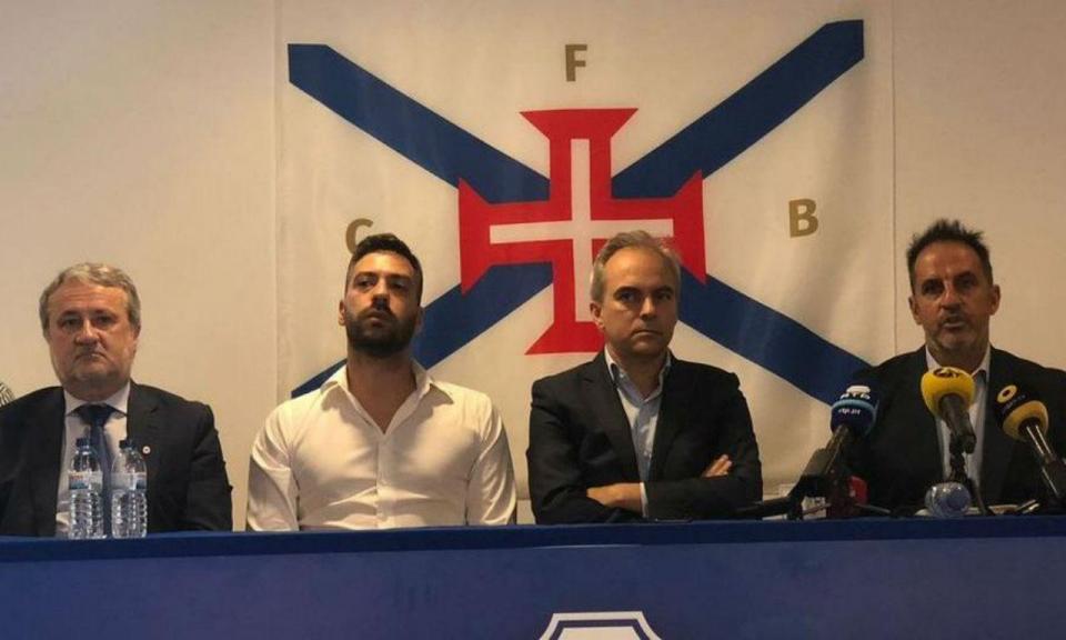 Belenenses: clube anuncia treinador para equipa dos distritais