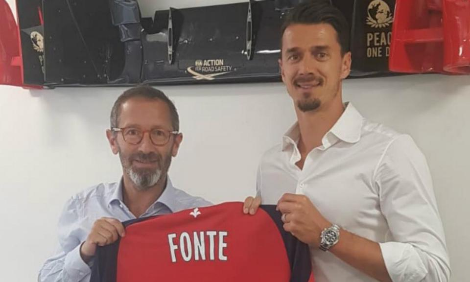 José Fonte sai lesionado no triunfo do Lille sobre o Saint-Étienne