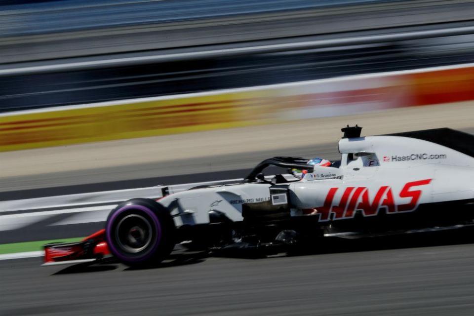 GP do México: Grosjean é penalizado em três lugares na grelha