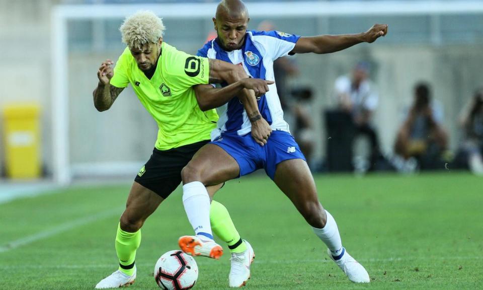 Pré-época: FC Porto-Lille, 1-2 (destaques)