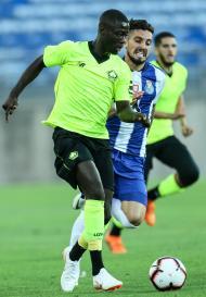 FC Porto defronta o Lille no Algarve