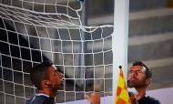 FC Porto-Lille: rede da baliza solta